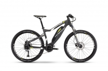 eBikes Essex Haibike SDuro HardSeven 4.0 Anthracite/White/Yellow