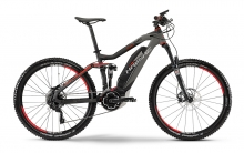 eBikes Essex Haibike SDuro AllMtn RX Black/Red/Grey 48cm