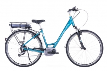 eBikes Essex Raleigh Captus Low Step