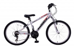 BikeBase Ammaco Aspen 14/24 21-speed H/Tail