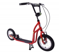 BikeBase Professional Scooter 12' Scoot PRO Red 2017