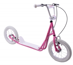 BikeBase Professional Blossom Scooter 14' Pink 2017