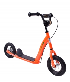 BikeBase Professional Scooter 10' Scoot-X-Orange 2017