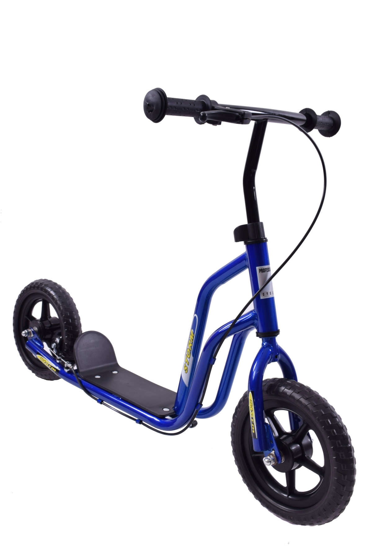BikeBase Professional Scooter Storm 10' Wheel Boys  Blue 2017