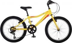 BikeBase British Eagle Neo 20   RED ONLY