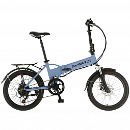 BikeBase Dawes ARC Folding E-Bike