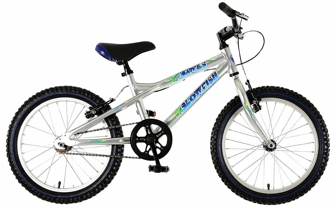 BikeBase Dawes Blowfish Alloy 18' Boys Dawes 2018