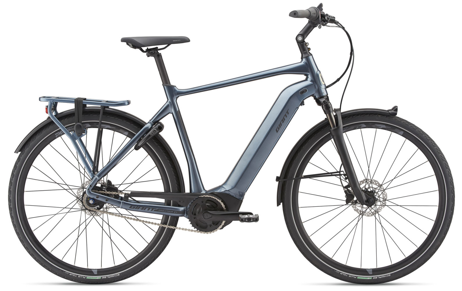 BikeBase   Buy Giant DailyTour E+ 2 Electric online at UK shop
