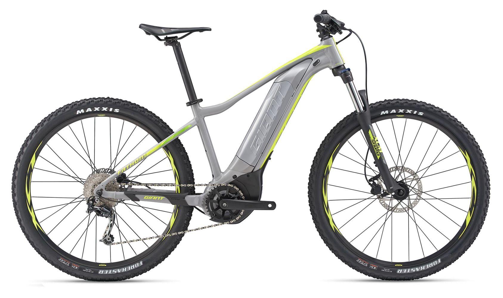 BikeBase | Buy Giant Fathom E+ 3 Electric online at UK shop