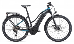 BikeBase Giant Explore E+ 1 Electric Stagger Frame