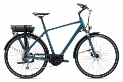 BikeBase Giant Entour E+ 1 Disc Electric