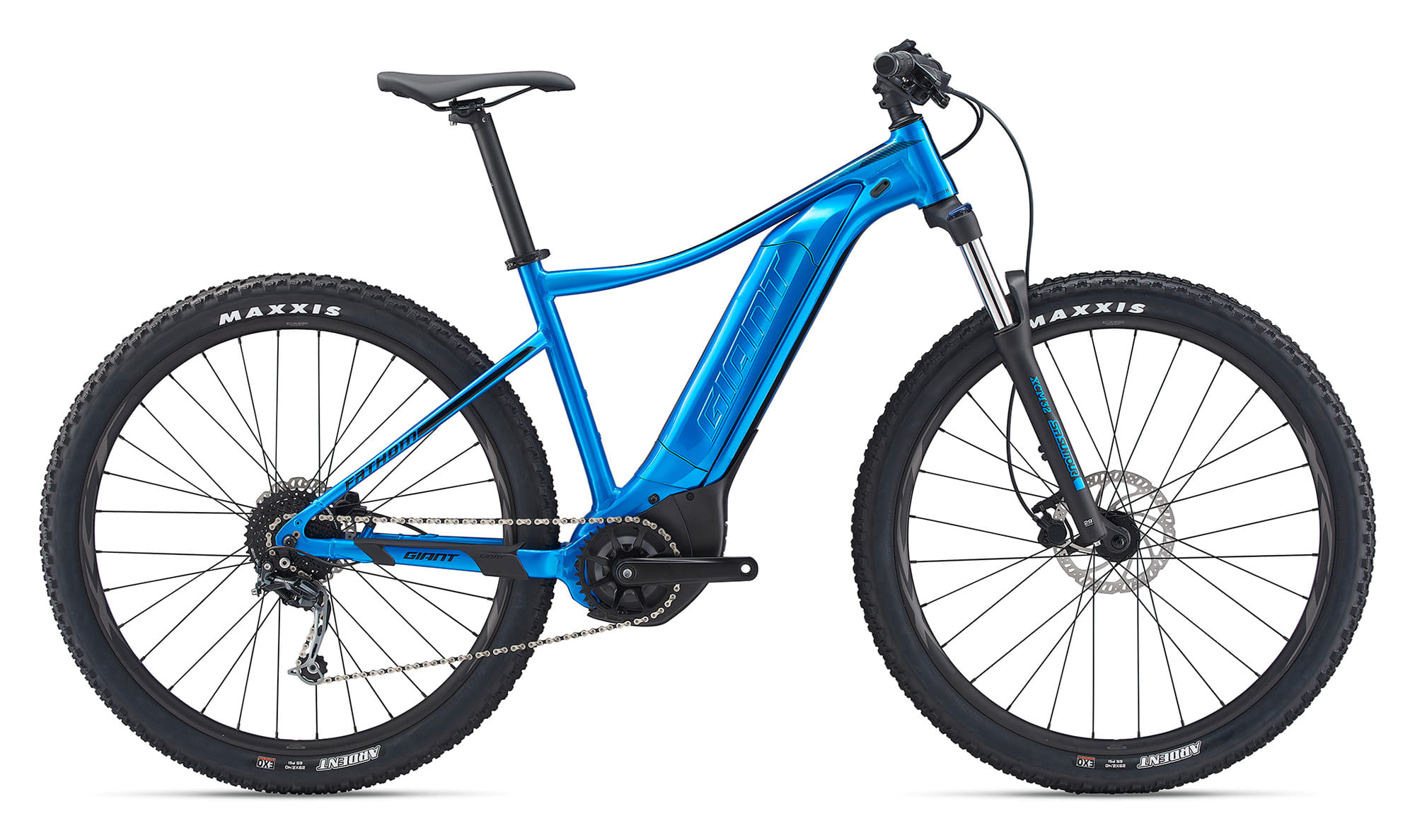 BikeBase Giant Fathom E+ 3 29er Electric Giant 20209 ***