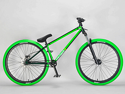 BikeBase Mafia Blackjack D  Green ** 2021 **