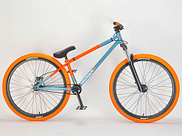 BikeBase Mafia Blackjack D  Grey/Orange ** 2021 **