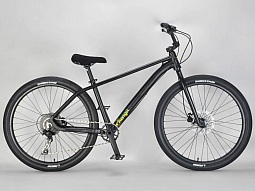 BikeBase Mafia Chenga   10-speed  Black ** 2021 **