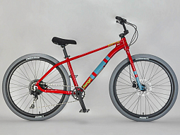 BikeBase Mafia Chenga   10-speed   Red Grey Souped Up ** 2021 **