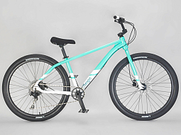 BikeBase Mafia Chenga   10-speed  Teal-White ** 2021 **