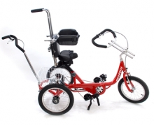 BikeBase Mission  Rehatri Rear Steer Tricycle 16 inch wheel