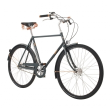 BikeBase Pashley Brooks 150th Anniversary Roadster